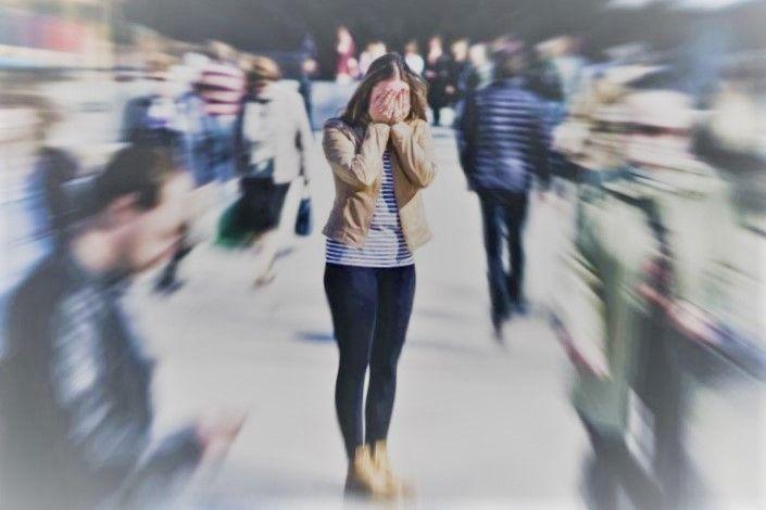 Ataque de ansiedad | ataque de pánico