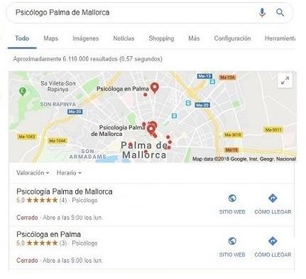 Como encontrar el psicólogo adecuado en Palma de Mallorca