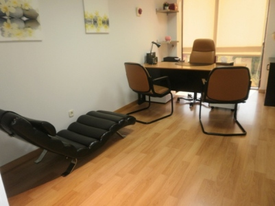Primera visita al despacho del psicólogo